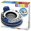 Надувное кресло Intex  58825, 135 см, Цвет синий., фото 4