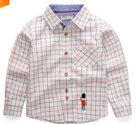 Детская рубашка  120