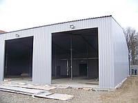 Склад, ангар, мойка, СТО,  строительство по технологии ЛСТК, фото 1