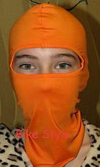 Подшлемник BS classic оранжевый