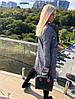 Женский костюм платье +пальто 190(040), фото 5
