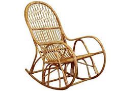 Кресло качалка КК-4 (Лоза) (без косы)