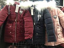 Куртка зимняя для девочек (0412/30)