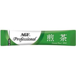 Ajinomoto AGF японский зеленый чай  в порошке - Сенча в стиках по 0,7 грамм 1 стик