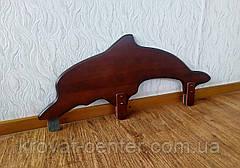 """Деревянный барьер в кроватку от производителя """"Дельфин"""", фото 3"""