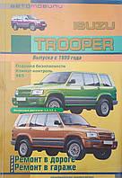 ISUZU TROOPER   Модели с 1999 года   Практическое руководство   Ремонт в дороге   Ремонт в гараже