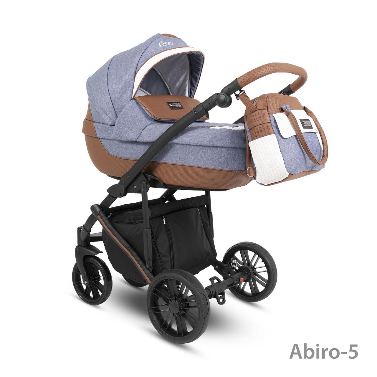 Дитяча універсальна коляска 2 в 1 Camarelo Abiro - 5