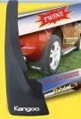 Брызговики на Renault Kangoo 2 шт.