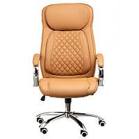 Кресло руководителя Gracia grey E6095
