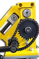 Вальцовочный станок для листового металла | Листогиб трехвалковый ручной ВР-1300x1,5 PsTech, фото 2