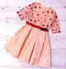Р.140 Детское платье Анюта-2