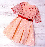Р.140 Детское платье Анюта-2, фото 1