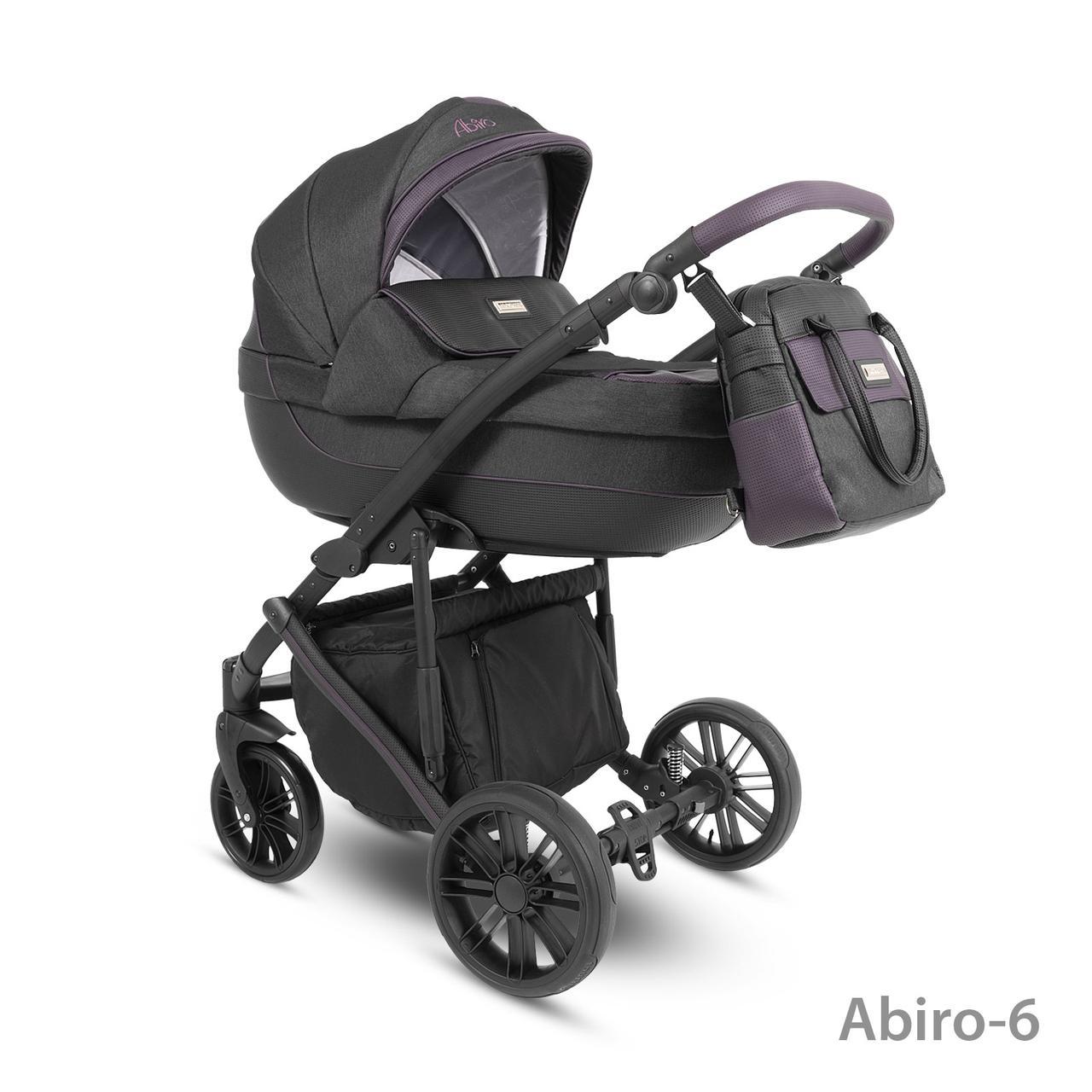 Детская универсальная коляска 2 в 1 Camarelo Abiro - 6
