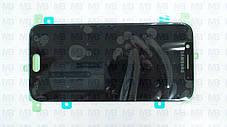 Дисплей с сенсором Samsung J530 Galaxy J5 Black оригинал, GH97-20738A, фото 3