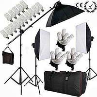Набор постоянно студийного света 5 ламп, FST PHOTO 0025 MAX