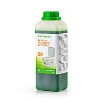 Засіб для дезодорації біотуалетів (для верхнього бака 50/5) бут. 1 кг (КЕМПІНГ) (4823082715039)