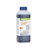 Средство для дезодорации биотуалетов (для нижнего бака) 1 л (КЕМПІНГ) (4823082702190)