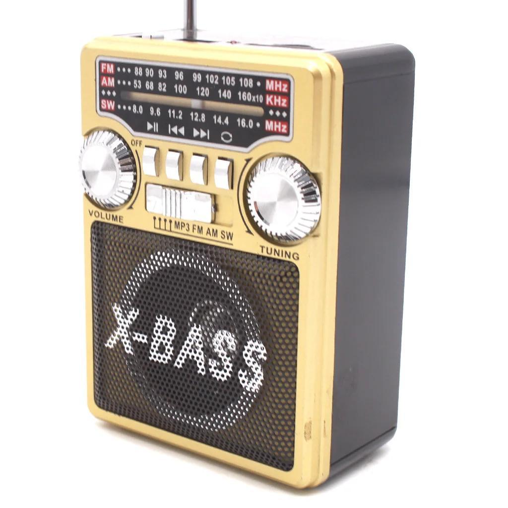 Радиоприемник XB-332URT SW1-2 BAND DSP RADIO MP3 MUSIC PLAYER