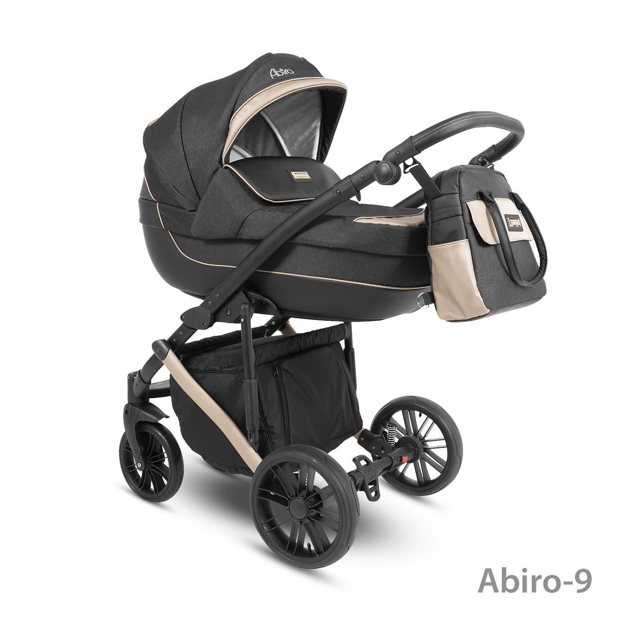 Детская универсальная коляска 2 в 1 Camarelo Abiro -9