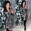 Шикарное вечернее платья самого модного покроя в этом сезоне 479 ФР, фото 8