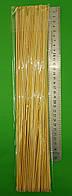 Палочки для шашлыка бамбуковые (100шт) 40см 2.5mm (1 пач) заходи на сайт Уманьпак