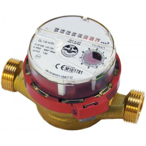 Водомер Apator Powogaz JS-90-1.6 Smart+ ГВ Ду20 антимагнитный