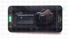 Дисплей с сенсором Samsung J700 Galaxy J7 Black оригинал, GH97-17670C, фото 3