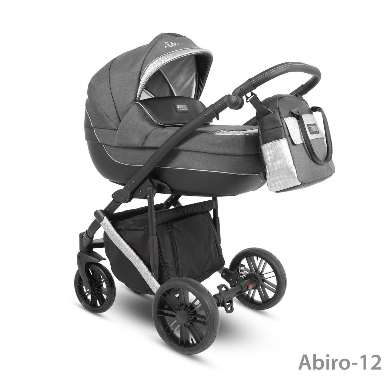 Детская универсальная коляска 2 в 1 Camarelo Abiro - 12