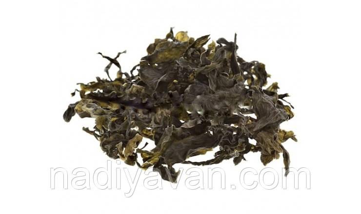 Морская капуста (Ламинария) сухая естественной сушки, очищенная от песка 15кг