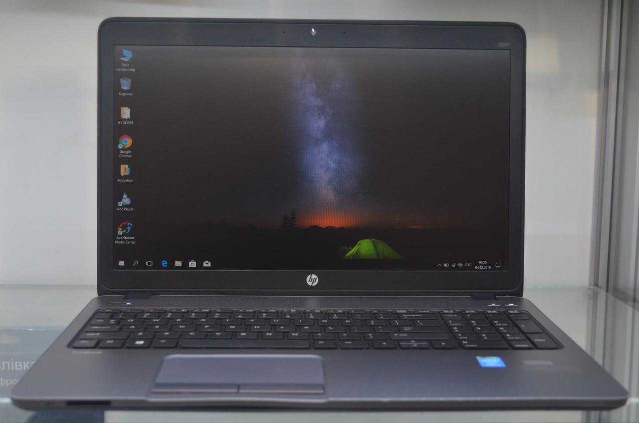 Ноутбук HP Probook 450 G1 Intel Core i3 / 8Gb / SSD 256Gb