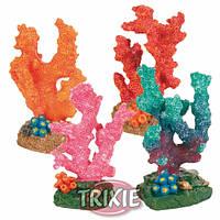 """Декорация в аквариум """"Коралл Цветной"""" (12 штук) Trixie™"""