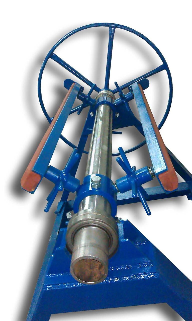 Разматыватель рулонного металла (размотчик) до 5 тонн РМ 5000 | до 10 тонн РМ 10000