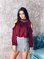 Женская шикарная блузка  (2 цвета)