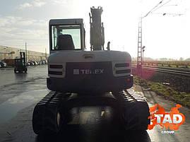 Мини экскаватор Terex TC125 (2011 г), фото 3