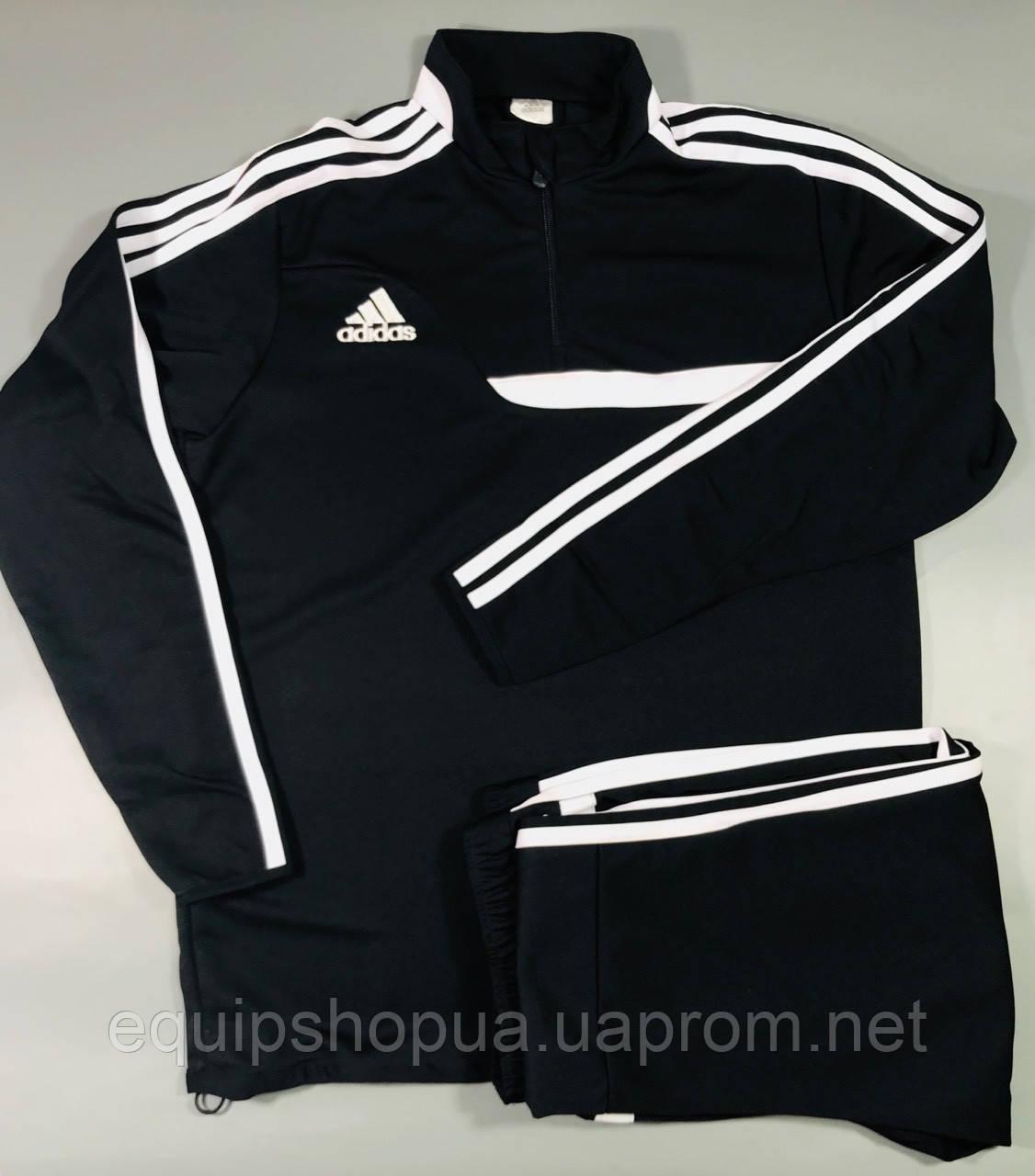 Костюм тренировочный Adidas Tiro 13 черный [S]