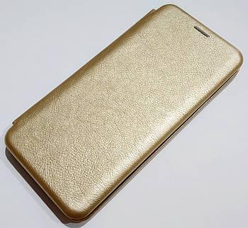 Чехол книжка Momax New для Huawei P30 Pro Золотой