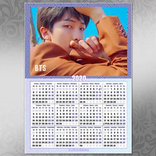 Плакат Календарь BTS 032