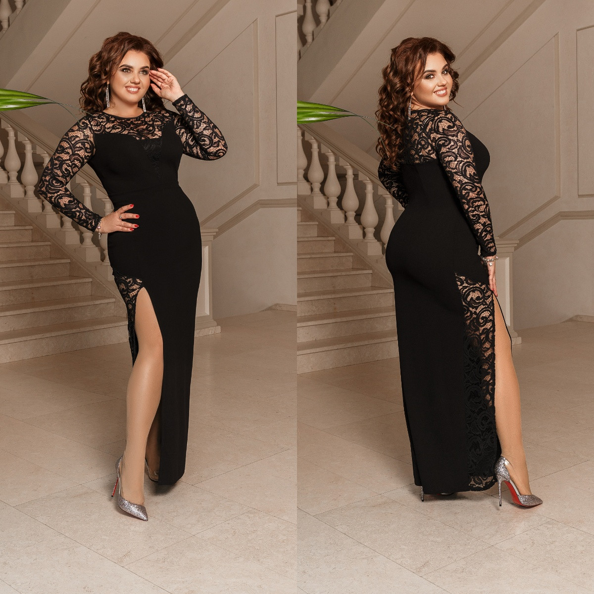 Платье женское 99кб батал