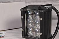 Автофара LED на крышу (6 LED) 5D-18W-SPOT+ПОДАРОК!, фото 3