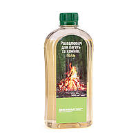 Жидкость для розжига Кемпинг гелевая 0.5 л (4820152610539)