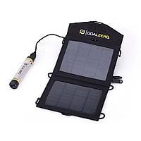 Зарядное устройство 3 в 1, солнечная панель, фонарь Goal Zero Guide 10 Plus Adventure Kit