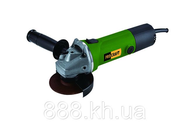 Угловая шлифовальная машина Procraft PW 1350 125 мм