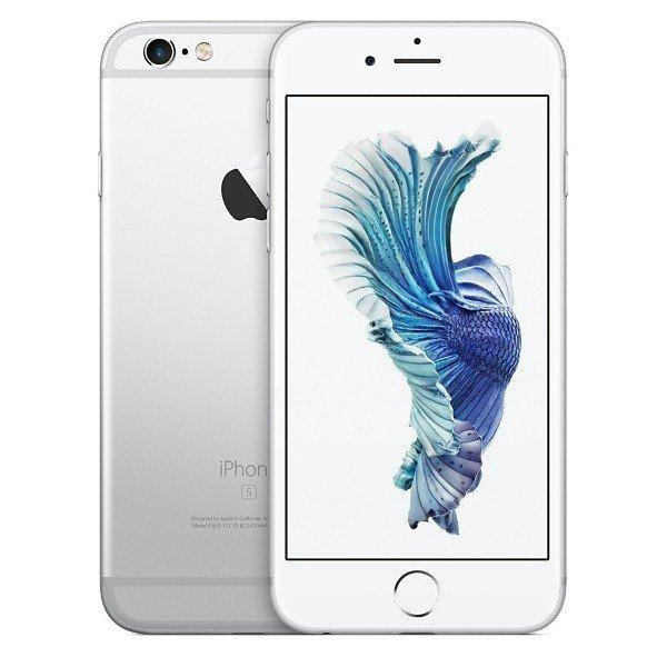 Refurbished  iPhone 6s 32 Gb Silver Полный комплект