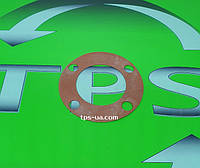 Прокладка фланца ТНВД  16-223А   ЛСТН