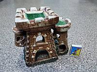 С312 Керамическая декорация для аквариума Замок