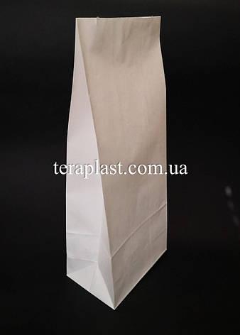 Пакет белый крафт с дном 90х60х200, фото 2