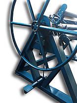 Разматыватель рулонного металла (размотчик) до 5 тонн РМ 5000 | до 10 тонн РМ 10000, фото 3