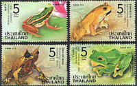 Таиланд 2014 амфибии - жабы - лягушки
