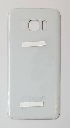 Задня кришка Samsung G935 S7 Edge white, фото 2