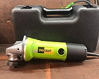 Угловая шлифовальная машина Procraft PW 1350ЕК 125 мм, фото 1